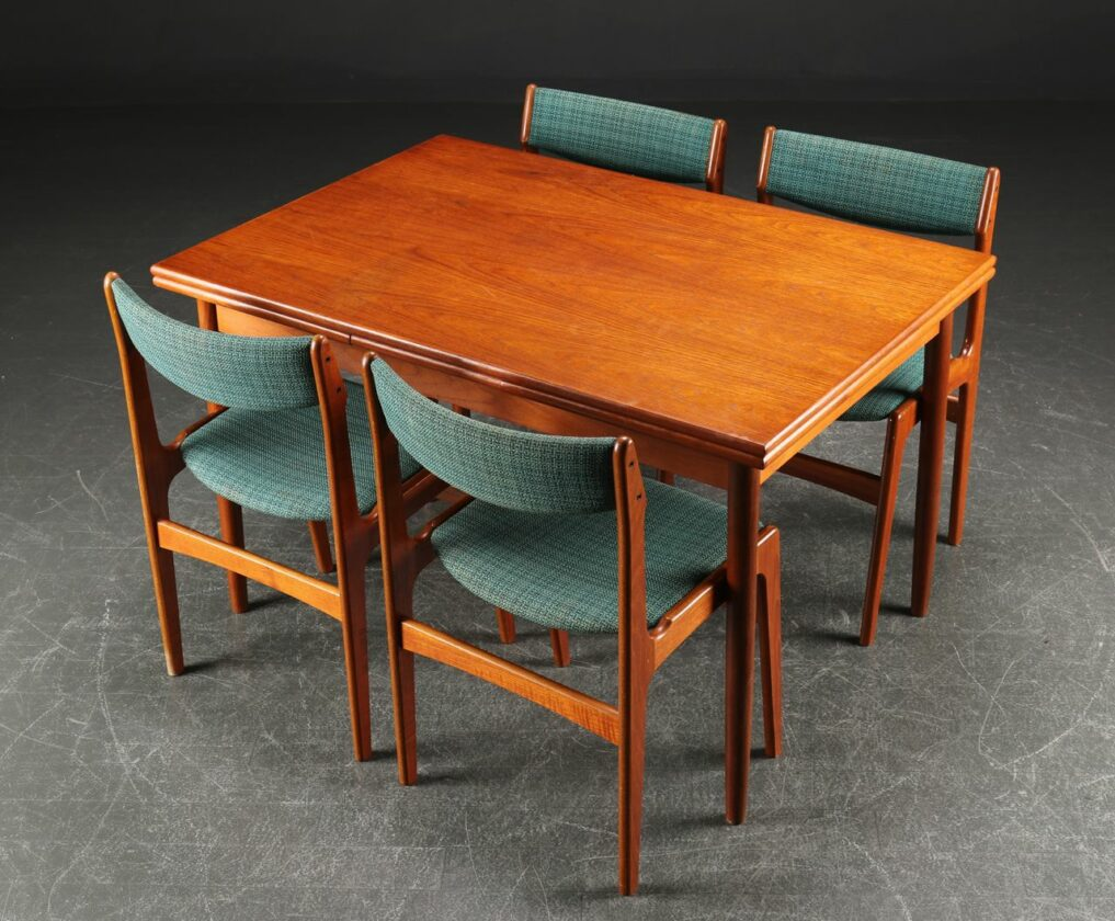 Roskilde dining set showroom 144 for 144 dining table